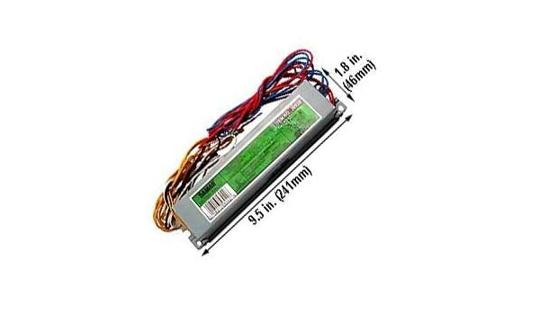 HL296HO//RS//UV//W REPLACEMENT BALLAST FOR HATCH LIGHTING HL296HO//RS//12//W