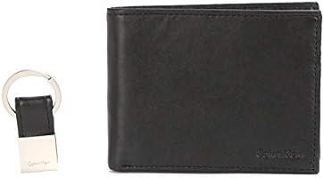 Calvin Klein wallet for Men, Leather, Black, 79220