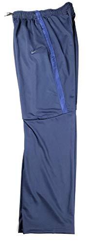NIKE Men's Epic Knit Pants (Small, Navy/Thunder Blue/Black) by Nike (Image #3)
