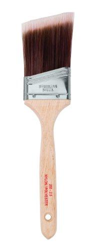 Polyester Blend Paint Brush - Magnolia Brush 255-2.5 Angle Sash Paint Brush, 2-1/2