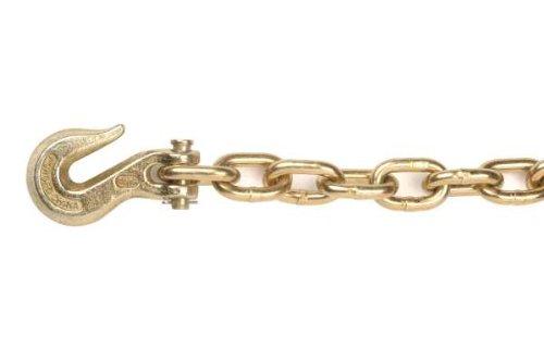 Grade 70 1/2''x15' Binder Chains Clevis Hook Each End