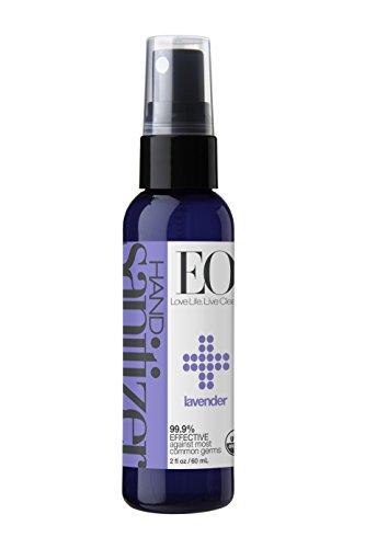 EO Sanitizer Organic Lavender 2 Ounce