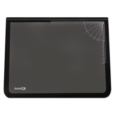 Logo Pad Desk (AOP41100S - Artistic Logo Pad Desktop Organizer with Clear Overlay)