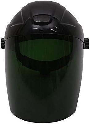 Giantree Casco de soldadura, profesional práctico cambio automático de oscurecimiento de la luz del filtro de soldadura de cascos