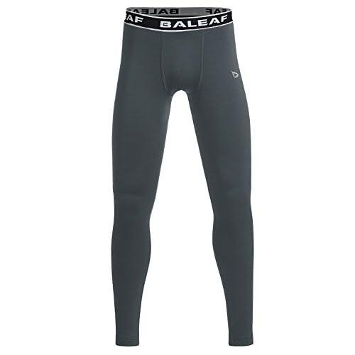 Baleaf Youth Boys' Thermal Baselayer Tights Fleece Leggings supplier