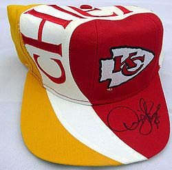 Derrick Thomas Signed Kansas City Chiefs Hat - Beckett Authentication 9db5ce360