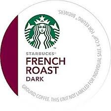 Starbucks French Roast K-Cups - 60 Count