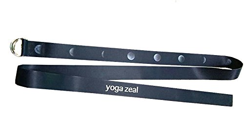 Moon Phases Carry Strap - Yoga Mat Carrier - Yoga Strap - Adjustable Strap