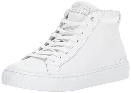 Blanco para Street Zapatillas mujer Skecher qvI4aq
