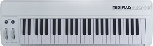 Used, midiplus USB MIDI keyboard controller 49-Key AK490+) for sale  Delivered anywhere in USA