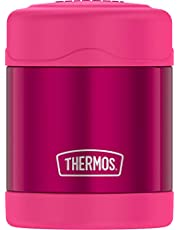 Thermos Funtainer 10 Ounce Food Jar, Pink, F3003PK6