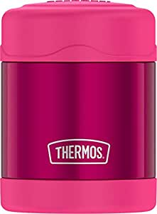 Thermos Funtainer Food Jar, Pink, 10 Ounce