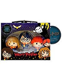 (Harry Potter 3 pk 3D Collectable Eraser)