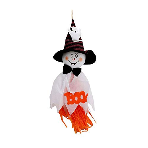 FOONEE Ghost Decorations, Halloween Horror Hanging Ghost Witches
