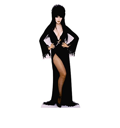 Elvira Hands on Hips Mini - Advanced Graphics Miniature Cardboard (Elvira Birthday)