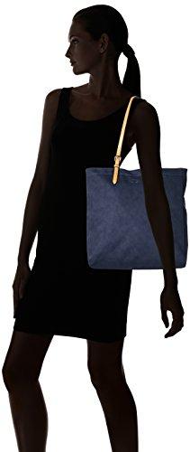 Anina blau Bolsos De Shoppers Hombro Gabor Mujer Y Azul 8OwdtRxq