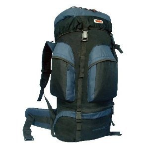 Amazon.com : CUSCUS 6200ci Internal Frame Backpack Hiking Camp ...