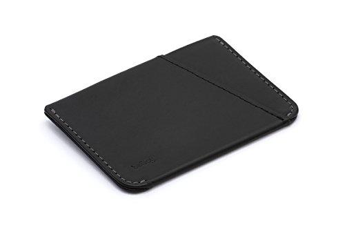 Hommes Steel Black Portefeuille Cuir Blue Bellroy En Pour Micro Sleeve qz6ztw48