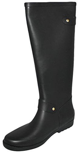 henry-ferrera-womens-bond-400-tall-rubber-rain-boots-black-w-buckle-zipper-design