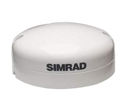GS25 Antenna with Built in Rate Compass. 10 Hz Position Update Rate by Simrad