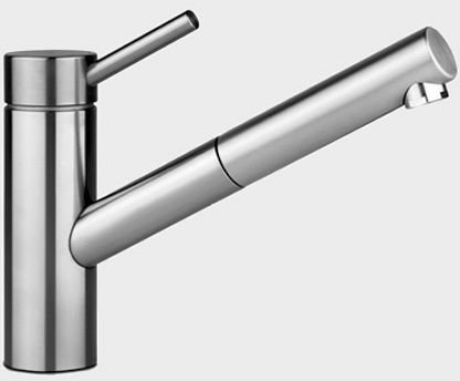 KCW 10.271.103.700 Pull Out Suprimo Single-Lever Mixer, 9