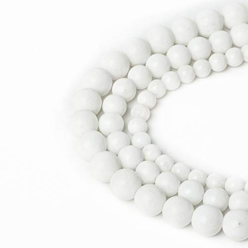 10mm Tridacna Stone Round Loose Beads for Jewelry Making