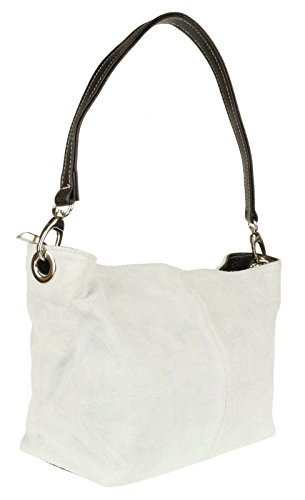 White Suede Womens Bag Shoulder London M Craze 6qRFz