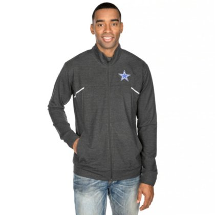 Dallas Cowboys Shock Mixon Jacket (Dallas Cowboys Track Jacket)