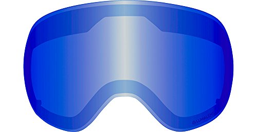 Dragon X1 Replacement Lens Snow Goggles One Size Luma Blue ()