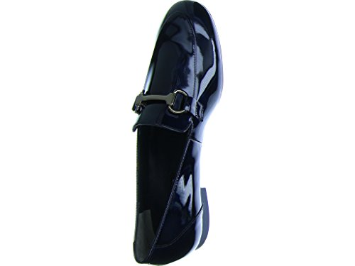 Paul Green Women's 1071-072 Loafer Flats Blue Blue TOQY6i0J