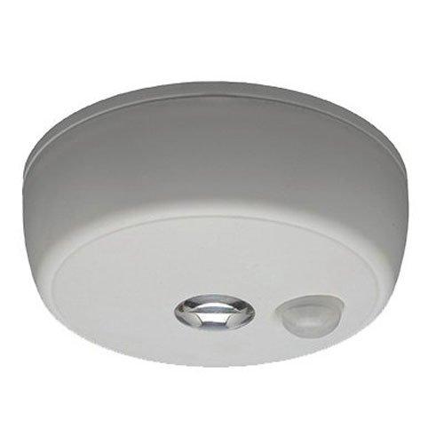battery operated indoor outdoor motion sensing led ceiling light. Black Bedroom Furniture Sets. Home Design Ideas