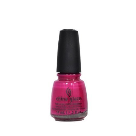 China Jam (China Glaze Nail Polish .5 oz Metro TRAFFIC JAM Lacquer 81068 Salon Flirty Girly by Jubujub)