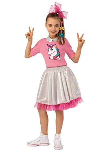 Rubie's JoJo Siwa Child's Kid in Candy Store Costume, Medium
