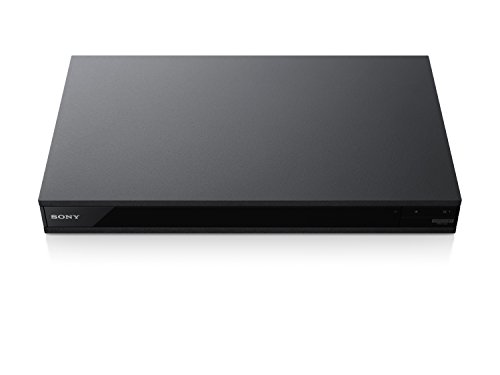 Sony UBP-X800 4K Ultra HD Blu-ray Disc Player (Renewed)
