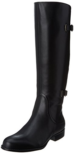 Women's Naturalizer 'Jamison' Tall Boot Black Size 7.5 W