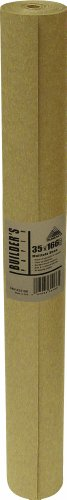 Trimaco Llc BF36 35-Inch by 166-Feet Flooring Paper, Brown by Trimaco