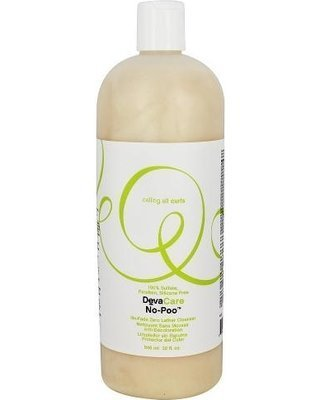 Devacare Cleanser - DevaCare Cleanser, No-Poo, 32-Ounce Bottle by DevaCurl