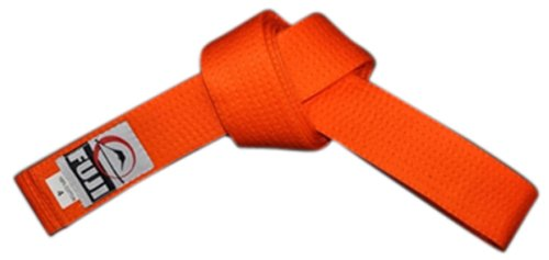 Fuji Sports Belt, Orange, 5