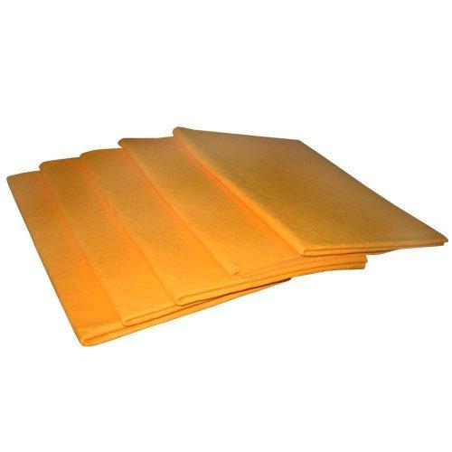 [해외]샤 모아 밸류 팩 (5 개) - 오렌지/Chamois Value Pack (5 pieces) - Orange
