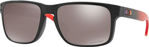 Oakley Holbrook Sunglasses, Ruby Fade, One - Oculos Oakley