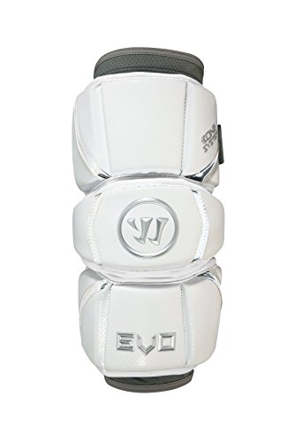 Warrior Evo Arm Pad, White, Small – DiZiSports Store