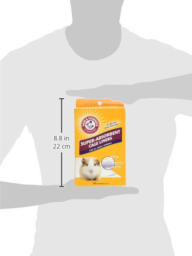 Arm-Hammer-Super-Absorbent-Cage-Liners-for-All-Small-Animals-Pack-of-3-Best-Cage-Liners-for-Small-Animals
