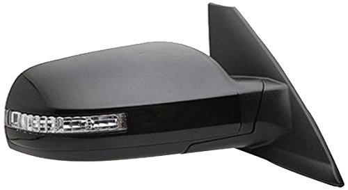 OE Replacement Nissan Datsun//Altima Right Rear View Mirror Multiple Manufacturers Partslink Number NI1321210