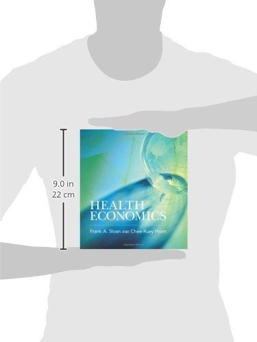 Health Economics (MIT Press)
