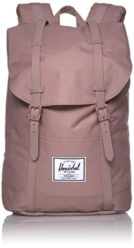 Herschel Retreat Backpack, Ash Rose, One Size
