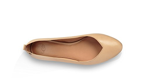 Ugg Womens Lynley Sand Leather