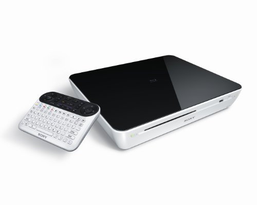 Sony NSZ-GT1 1080p Blu-ray Disc Player Featuring Google TV with Built-In - Player Google Tv Sony