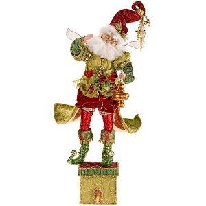 M Roberts Christmas Orn Fairy Stocking Holder