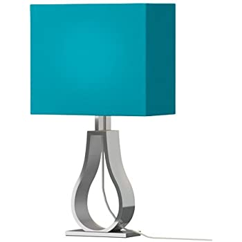 Amazon Com Ikea 702 687 31 Klabb Table Lamp Turquoise