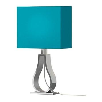Good Ikea 702.687.31 Klabb Table Lamp, Turquoise